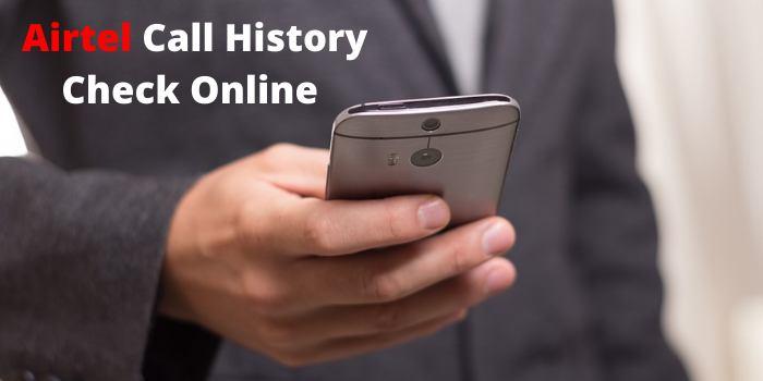 EPREBILL Airtel Call details Check Online