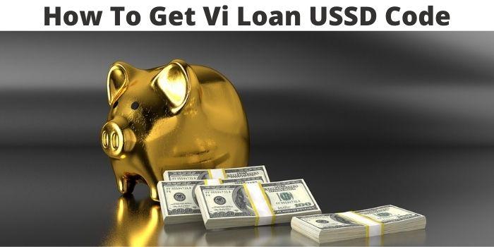 [Vodafone idea] Vi Loan USSD Code