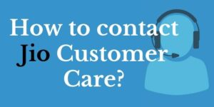 Jio Customer Care Number www.ussdcode.in