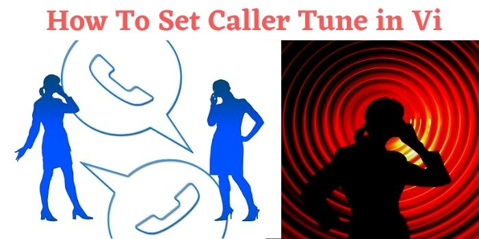 How To Set Caller Tune in Vi Number