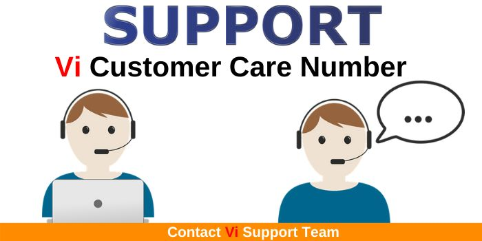 Vi Customer Care Number