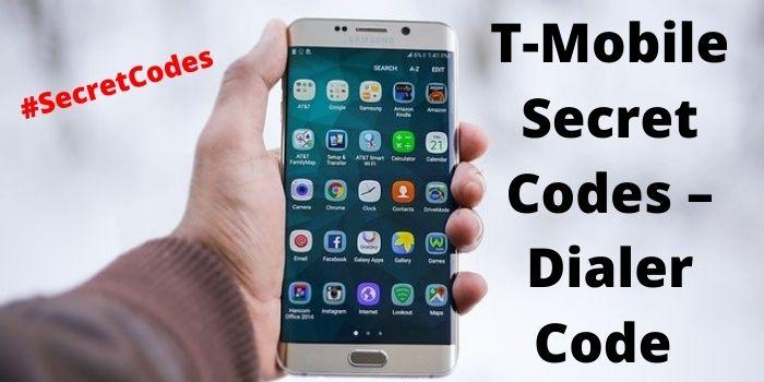 t mobile secret code