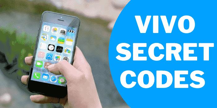 vivo secret codes